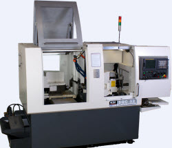 ksi32 Eliminate Second Operations with a KSI Swiss Screw Machine
