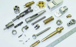 swiss parts Eliminate Second Operations with a KSI Swiss Screw Machine