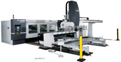 Axel Laser Axel High Speed Laser Processing Center